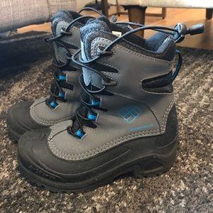 Boys Columbia boots